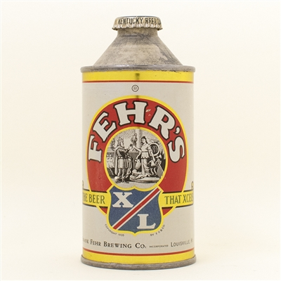 Fehrs XL Beer Cone Top Can