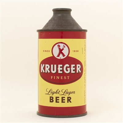 Krueger Beer Delaware Cone Top Can