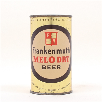 Frankenmuth MelODry Beer Flat Top 67-5