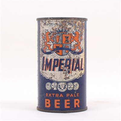 Imperial Beer OI Flat Top 85-9