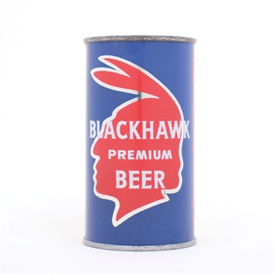 Blackhawk Native American Beer Can UCHTORFF 38-32