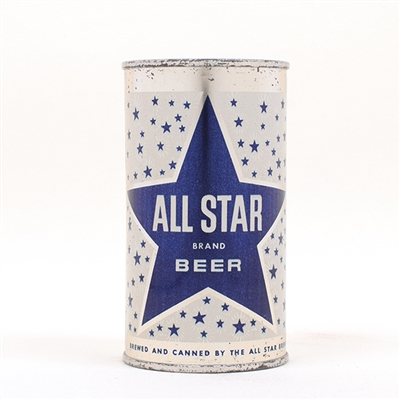All Star Beer Flat Top 29-33