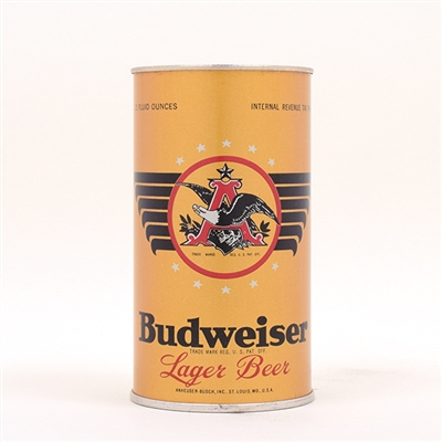 Budweiser Beer OI Flat Top 43-40 MINTY