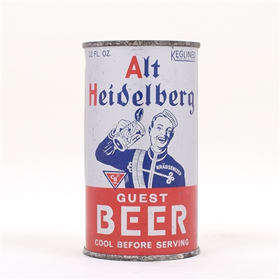 Alt Heidelberg Guest Beer TRIANGLE OI Flat 30-13