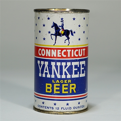 Connecticut Yankee Lager Beer Can 51-8