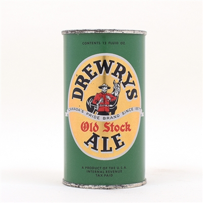 Drewrys Old Stock Ale Flat Top 55-27