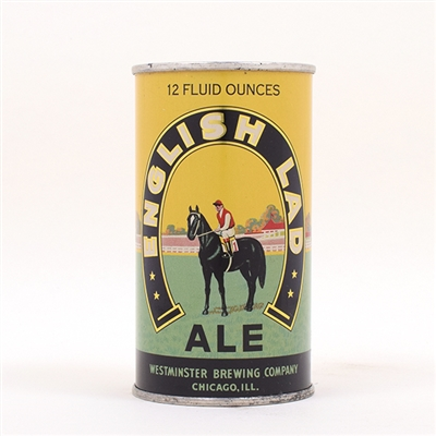 English Lad Ale OI Flat Top 60-3 AMAZING