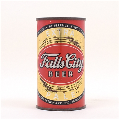 Falls City EXTRA PALE Beer OI Flat Top 61-25