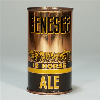 Genesee 12 Horse Ale NON-IRTP 68-19